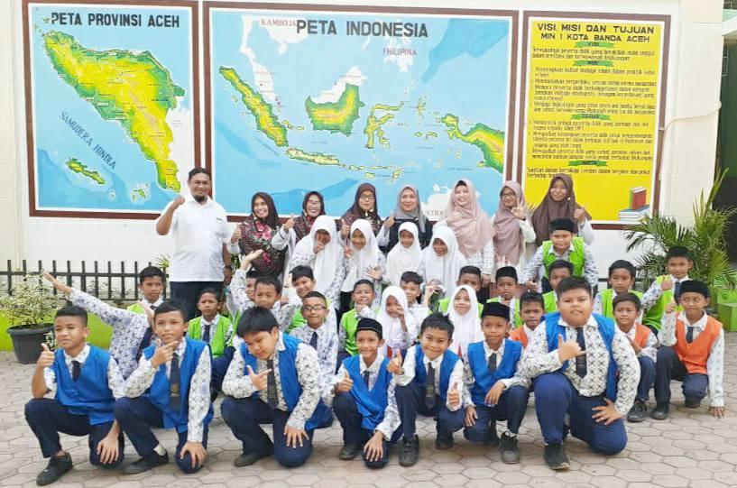 Pembinaan Sekolah Adiwiyata Provinsi Tahun 2018 Di Kota Banda Aceh Dinas Lingkungan Hidup Dan Kehutanan